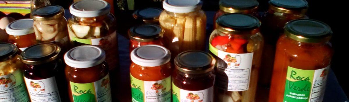 Taller de elaboración de Jugo y Mermelada de mango en Gobernador Roca